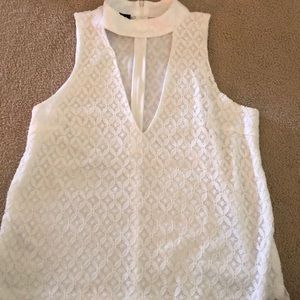 Miss guided tank top blouse